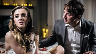 Bride doesn't know if taboo bonking with her brother is wrong or right