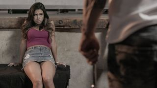Teen comes across a shady mechanic who will fix her car for a taboo favor